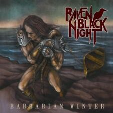 Barbarian Winter * by Raven Black Night (CD, Feb-2013, Metal Blade)