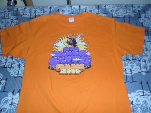XL- THE BLACK CROWES SUMMER 2006 T- Shirt