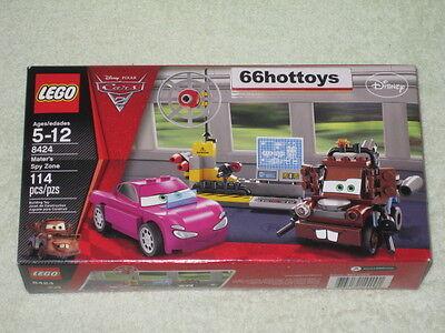LEGO 8424 Cars Mater/'s Spy Zone BRAND NEW SEALED