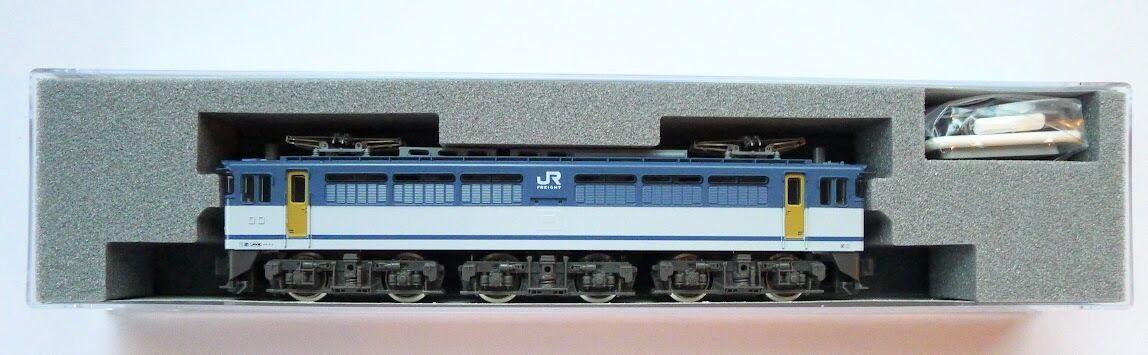 Kato N skala 3019 -8 Electric Locomotive Type EF65 1000