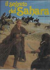 IL SEGRETO DEL SAHARA (con Miguel Bosè) I° Ed. Mondadori 1987