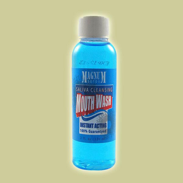 Magnum Limpiador de Toxinas Salivares 120 ml Test Saliva Anti Multas Mouth Wash