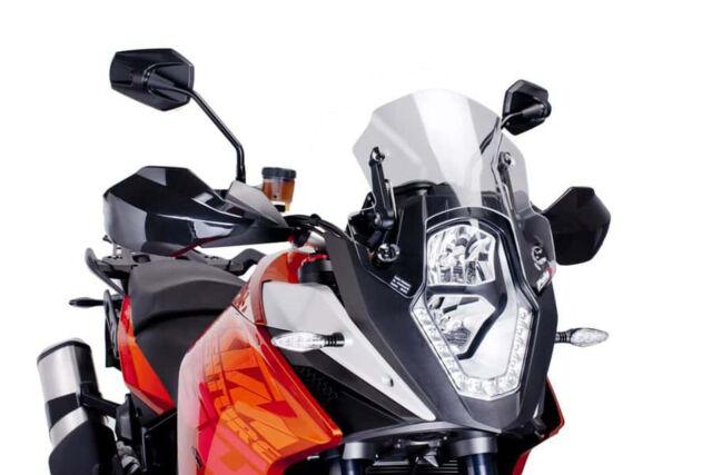 PUIG RACING SCREEN KTM 1290 SUPER ADVENTURE 15-16 CLEAR