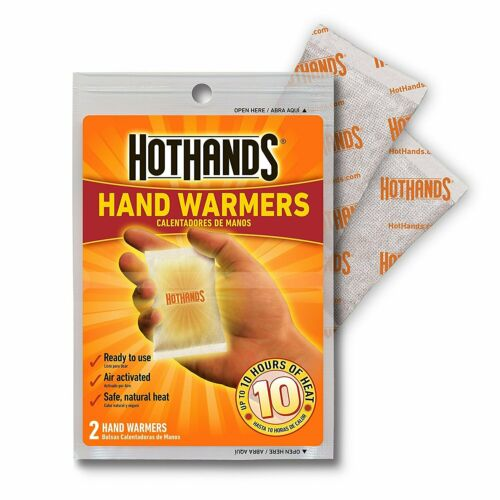 HotHands Warmers 20 Pair Keep Fingers Toasty