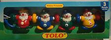 Kinderwagenkette kleine Freunde Clawn Wichtel von TOLO