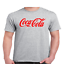 Coke-Coca-Cola-Logo-T-Shirt thumbnail 4
