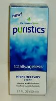 Puristics Totally Ageless Night Recovery Intensive Wrinkle Treatment Nip