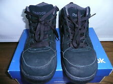 Reebok Dayod RB1735 Safety Shoe,Black,Men 6 W US ,Women 8 W US