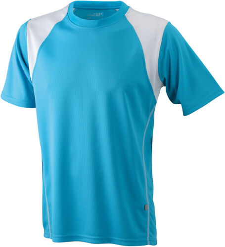 James /& Nicholson messieurs fonction shirt laufshirt sport t-shirt s m l xl 2xl 3xl