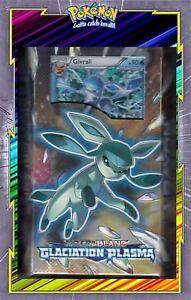 Deck-NB09-Glaciation-Plasma-Version-Rayon-Glacial-Givrali-Pokemon-Neuf