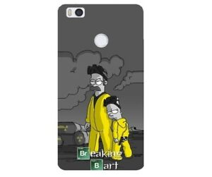 FUNDA-SILICONA-REDMI-4X-BREAKING-BART