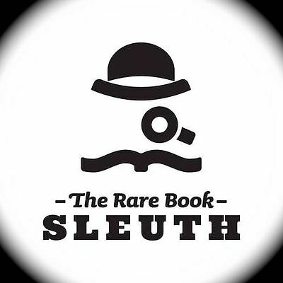 The Rare Book Sleuth