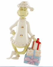 Lenox Grinch Grinchy Gifts Annual Ornament New 2019 884772