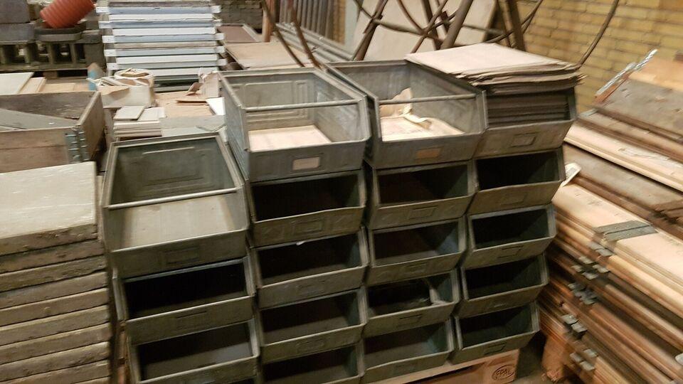 Opbevaring / lagerkasser, Schæfer Kasten
