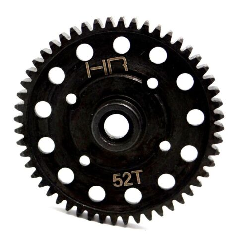 52T, 32P Hot Racing SAEX352 Axial EXO Steel Machined Main Spur Gear