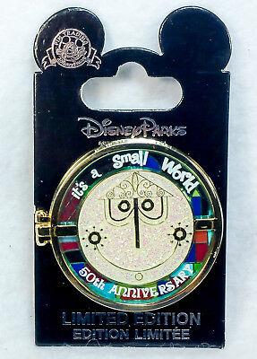 Disney Pin 2014 It's a Small World 50th Anniversary 1964 World Fair NY LE 2000