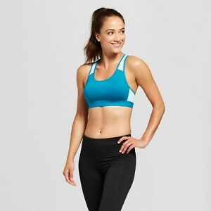 fabfa12699fa C9 Champion Women s Power Core Compression Sports Bra Size XS ...