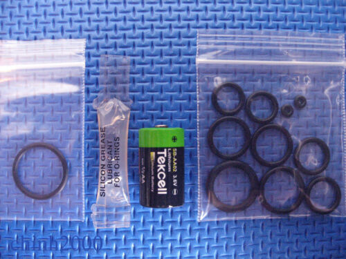 NEW!! Battery Kit For Oceanic DataTrans Dive computer