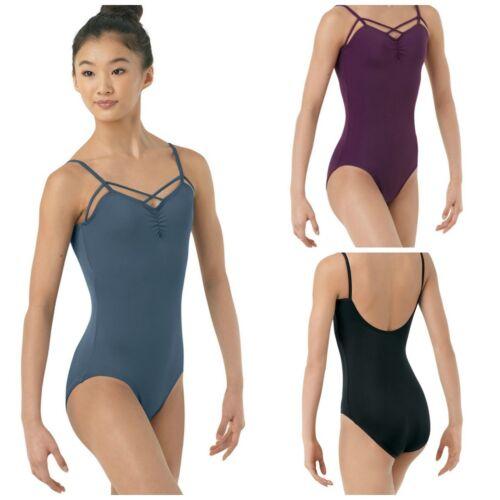 NEW Balera Capezio Fancy Strappy Back Dance Ballet Leotard Child /& Adult Sizes