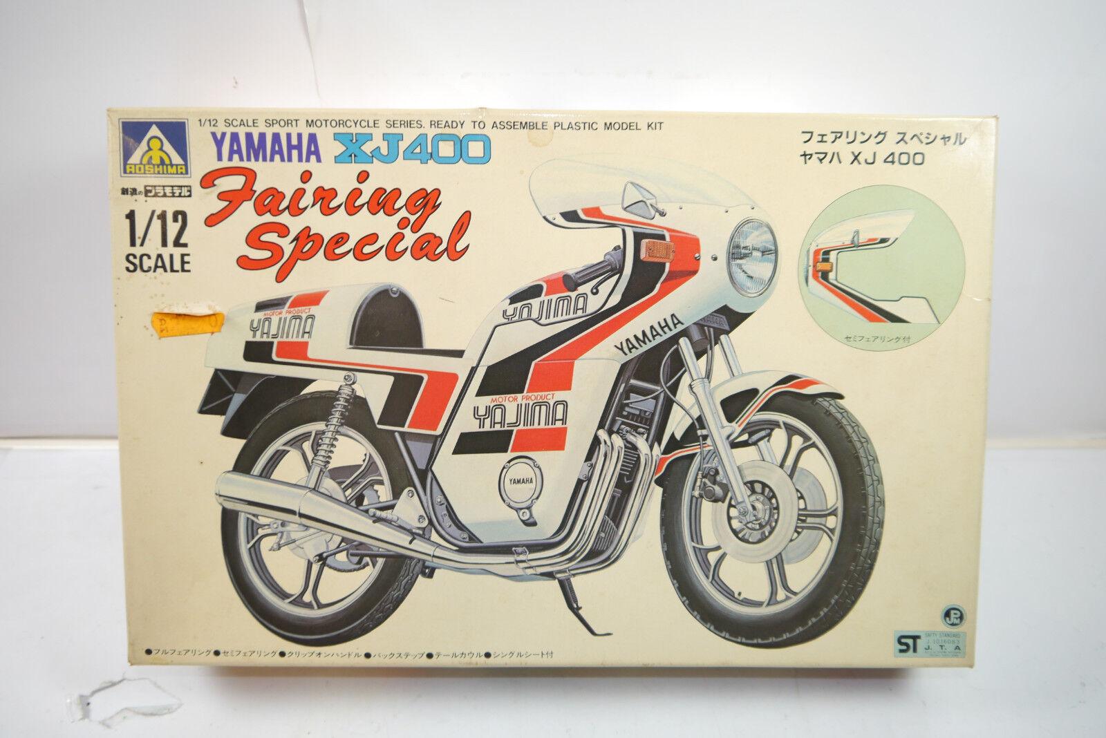 Aoshima yamaha xj400 verkleidung besonderes motorrad setzen neue modellbau 13.12 uhr  kamelhaar.