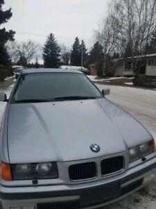 1996 328i winter package VERY LOW KM