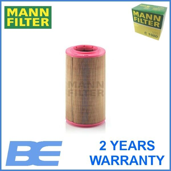 MANN Air Filter Genuine OE Spec Service Engine Filtration Replacement Part