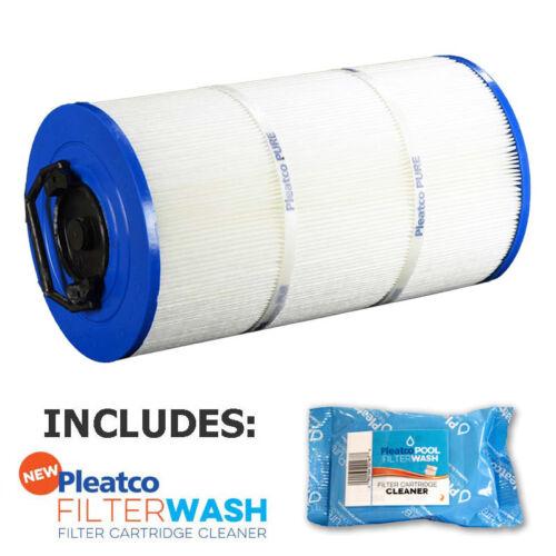 Pleatco PFW60 Filter Cartridge Fox Wall Pools Pak 80 w// 1x Filter Wash