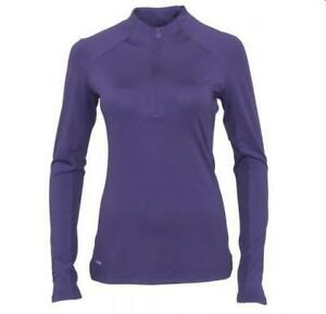 TOGGI-SALE-Helvin-Ladies-Stretch-Performance-Baselayer-CHEAP-Red-Plum-cheap