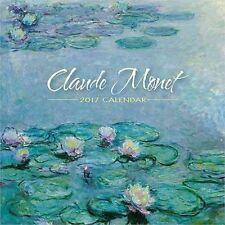 Claude Monet 2017 Mini Wall Calendar 9780764973475 (Calendar, 2016)