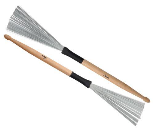 Superklasse Drumstick Brushes Stick und Besen in einem vielseitig einsetzbar