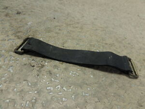 2000 suzuki gz250 gz 250 rubber battery hold down strap | ebay