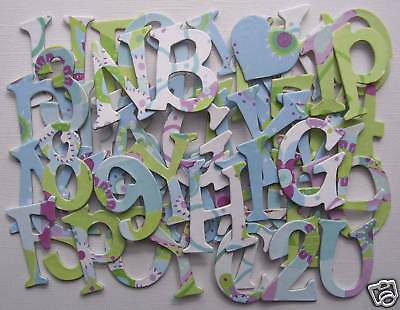 "TIS the SEASON Fancy Pants Alphabet Christmas Chipboard Letters  1.5/"""