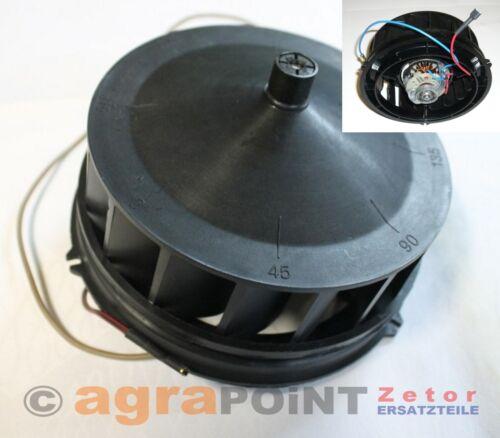Zetor Heizungslüfter 12V 59117827 by agrapoint.de NEU