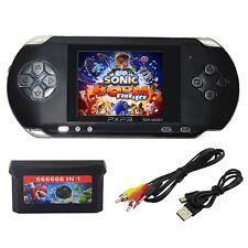 16 Bit Portable Video Game Handheld Console + 150 Games Retro Megadrive PXP