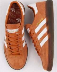 Details about Adidas Originals Spezial Tech Copper, White & Gum BNIBWT