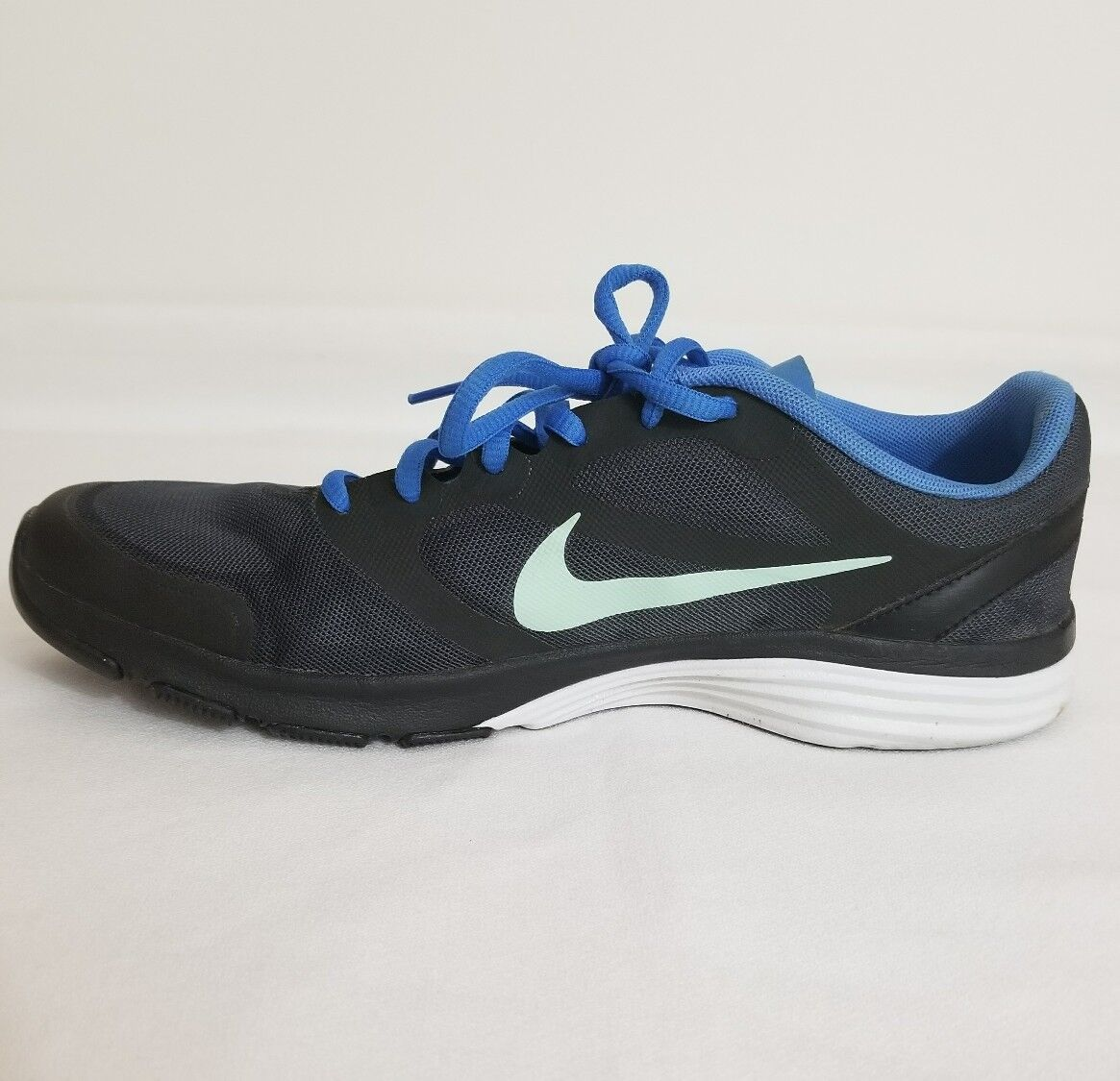 Nike Dual Fusion Women's Blue Running Shoes size 10M  33118-1 S4 The most popular shoes for men and women