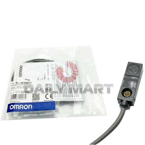 New in Box Omron TL-W3MC1 Inductive Proximity Switch Sensor TLW3MC1 12~24VDC 1PC