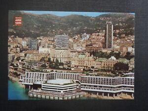TARJETA-POSTAL-Monaco-Monte-Carlo-A-los-pies-de-la-Casino-el-complejo