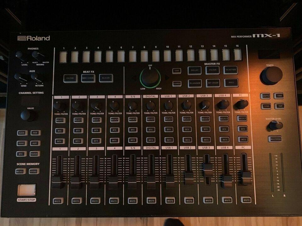 SYNTH / DRUMS, Roland AIRA TR8+TB3+MX1+VT3+SBX1