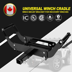 Universal-Winch-Cradle-Mounting-Plate-Winch-Mount-Bracket-for-Recovery-Winches