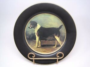 Raymond-Waites-Toyo-Trading-Co-Decorative-10-034-Jack-Russell-Terrier-Dog-Plate-Art