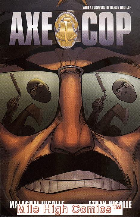 AXE COP: BAD GUY EARTH TPB (VOL. 2) (DARK HORSE) (2011 Series) #3 Near Mint