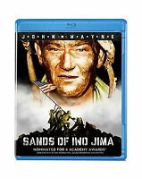Sands Of Iwo Jima [blu-ray] Free Shipping