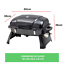Gasmate-Gas-BBQ-Grill-with-Cooking-Plates-Lid-Portable-Picnic-Camping-Barbecue thumbnail 7