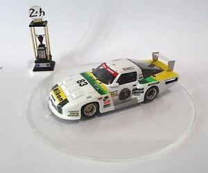 Mazda 254 n ° 83 Le Mans 24 H 1982 Kit Monté 1/43 non étincelant Minichamps