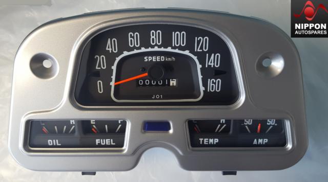 Nuovo Originale Toyota Landcruiser FJ40 FJ45 BJ40 Calibro Tachimetro 83100-60180