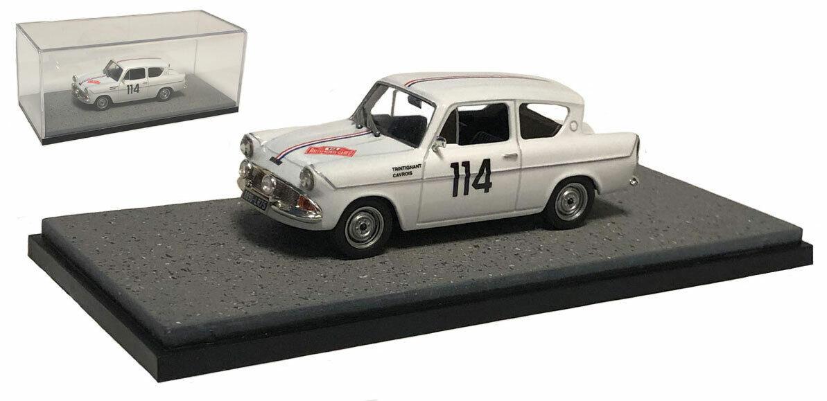 Arena Ford Anglia Monte Carlo Rally 1962 - Maurice Trintignant 1 43 Scale