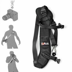 Quick-Rapid-Shoulder-Sling-Neck-Strap-Fit-For-Nikon-Canon-Sony-SLR-DSLR-Camera