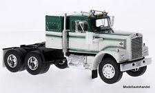 Diamond Reo Truck 1971 weiss/metallic-dunkelgrün Solozugmaschine 1:43 NEO 45771