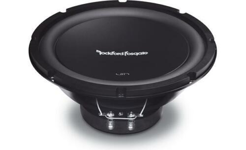 "NEW Rockford Fosgate 10/"" SVC SubWoofer Speaker.single 4ohm voice coil sub bass."